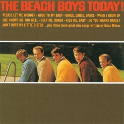 The Beach Boys - Today! LP (stereo)