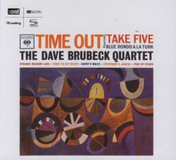 The Dave Brubeck Quartet - Time Out SHM-XRCD