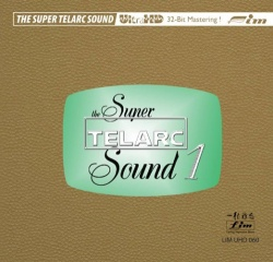 The Super Telarc Sound 1 Ultra HD CD oop