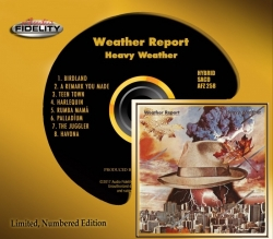 Weather Report - Heavy Weather SACD