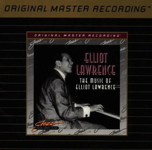 Elliot Lawrence - The Music Of Elliot Lawrence MFSL Gold CD oop