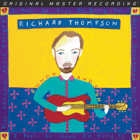 Richard Thompson - Rumor And Sigh MFSL SACD