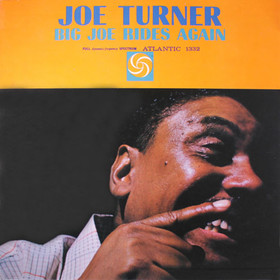 Joe Turner - Big Joe Rides Again LP