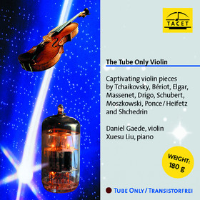 Daniel Gaede - The Tube Only Violin LP