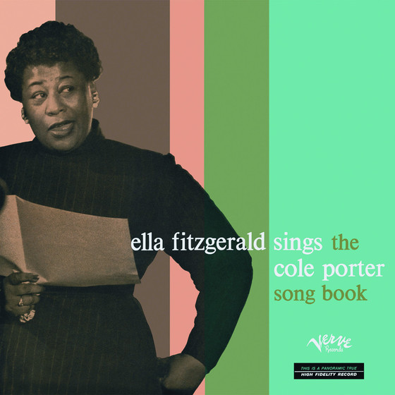 Ella Fitzgerald Sings The Cole Porter Song Book 3-LP-Box