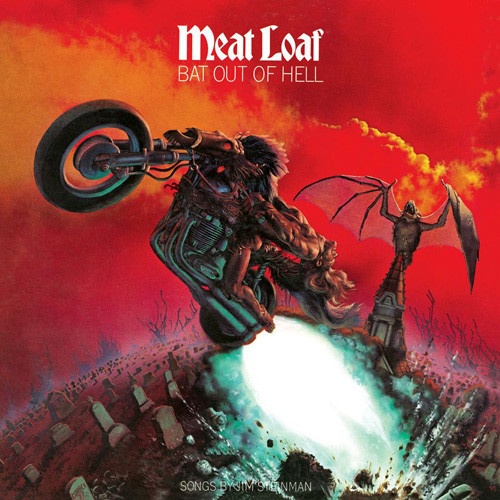 Meat Loaf - Bat Out Of Hell SACD