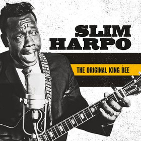 Slim Harpo - The Best Of Slim Harpo LP