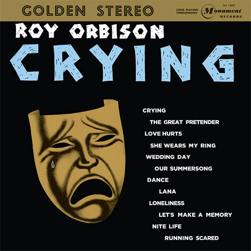 Roy Orbison - Crying 2LPs (45rpm)