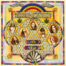 Lynyrd Skynyrd - Second Helping 2LPs (45rpm)