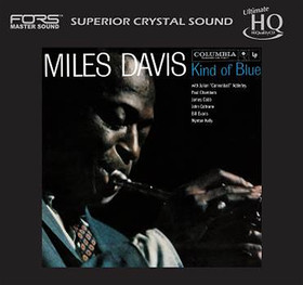 Miles Davis - Kind Of Blue UHQ CD