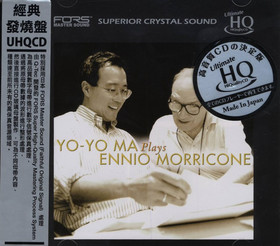 Yo-Yo Ma plays Ennio Morricone UHQ CD