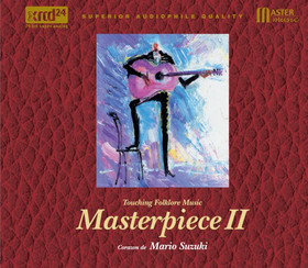 Mario Suzuki - Masterpiece II: Touching Folklore Music CD...