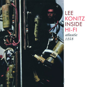 Lee Konitz - Inside HiFi LP