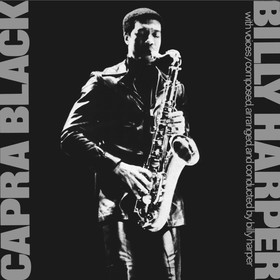 Billy Harper - Capra Black LP