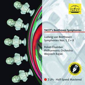 TACETs Beethoven Symphonies: Beethoven - Symphony Nos. 1,...