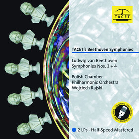 TACETs Beethoven Symphonies: Beethoven - Symphony Nos. 3...
