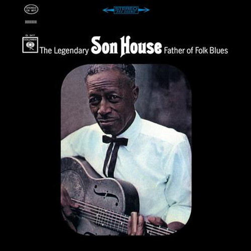 Son House - The Legendary Father Of Folk Blues 2LPs (45rpm)