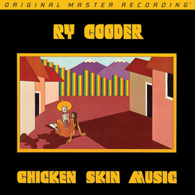 Ry Cooder - Chicken Skin Music MFSL LP