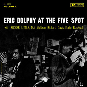 Eric Dolphy - Eric Dolphy At The Five Spot SACD