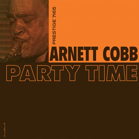 Arnett Cobb - Party Time SACD