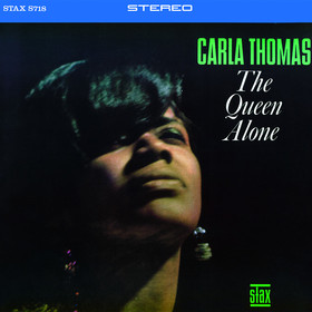 Carla Thomas - The Queen Alone LP