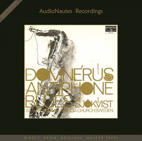Arne Domnérus - Antiphone Blues LP