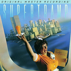 Supertramp - Breakfast In America MFSL SACD