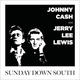 Johnny Cash & Jerry Lee Lewis - Sunday Down South LP