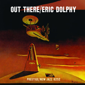 Eric Dolphy - Out There SACD