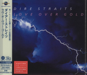 Dire Straits - Love Over Gold UHQ CD