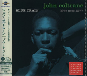 John Coltrane - Blue Train UHQ CD